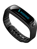 cheap Smart Activity Trackers & Wristbands-E02 Activity Tracker Smart Bracelet iOS Android IPhone Timer Alarm Clock Sleep Tracker Find My Device Gravity Sensor