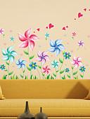 ieftine Jachete-Autocolante de Perete Decorative - Autocolante perete plane Peisaj Romantic Modă #D Fantezie Sufragerie Dormitor Baie Bucătărie Cameră de