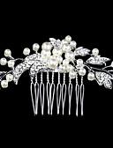 preiswerte Abendkleider-Perle / Krystall / Strass Haarkämme mit 1 Hochzeit / Besondere Anlässe / Normal Kopfschmuck