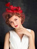Χαμηλού Κόστους Φορέματα ειδικών περιστάσεων-Τούλι / Φτερό Γοητευτικά με 1 Ειδική Περίσταση Headpiece