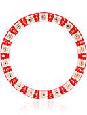 tanie Pianki, skafandry i koszulki-Keyes ws2812-18 pełnym kolorze RGB koloru wewnątrz modułu LED (czerwony)