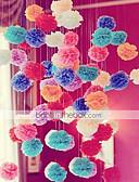 povoljno Vjenčanice-Papirnati ukrasi Pearl papira Vjenčanje Dekoracije Božić / Halloween / Rođendan Vrt Tema / Cvjetni Tema / Butterfly Theme Proljeće / Ljeto / Jesen