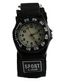 baratos Relógio Esportivo-Relógio de Pulso Impermeável Tecido Banda Casual / Fashion Preta / Azul / Um ano / Tianqiu 377