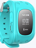 cheap Kids' Watches-Kids' Watches for iOS / Android Hands-Free Calls / Water Resistant / Water Proof / Audio / Message Control Timer / Stopwatch / Activity Tracker / Find My Device / Alarm Clock / Community Share