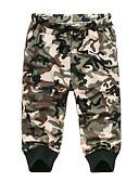 voordelige Meisjeskleding-Heren Grote maten Actief Joggingbroeken Broek camouflage