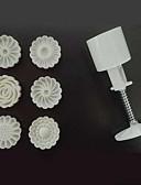 preiswerte Herren Pullover & Strickjacken-Backwerkzeuge Kunststoff Henkel / Neuankömmling / 3D Kuchen / Plätzchen / Chocolate Kuchenformen 1set