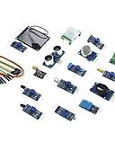 billige Trendy klokker-eicoosi 16 i en sensormodul kit for Raspberry Pi 3b / 2b / b