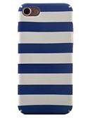 povoljno Zaštitne folije za iPhone-Θήκη Za Apple iPhone 7 Plus / iPhone 7 / iPhone 6s Uzorak Stražnja maska Linije / valovi Mekano TPU