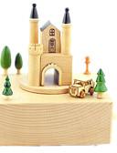 abordables Relojes Deportivo-Coches de juguete Caja de música Castillo Clásico Artículos de decoración Niños Adultos Regalo Chica