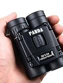 abordables Ropa Sexy de Mujer-PANDA 22 X 25 mm Binoculares Visión nocturna Alta Definición / Genérico / Maletín / Militar / Caza