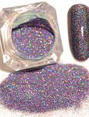 tanie Kwarcowy-2g Glitter i Poudre / Puder Błyskotki / Klasyczny Codzienny