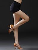 זול חולצה-ריקוד לטיני חלקים תחתונים בגדי ריקוד נשים הדרכה ויסקוזה טבעי מכנסיים קצרים