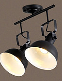 cheap Men's Tees & Tank Tops-2-Light Spot Light Ambient Light Painted Finishes Metal Mini Style 110-120V / 220-240V Bulb Not Included / E26 / E27
