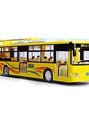 tanie T-shirt-Samochodziki do zabawy Autobus Autobus Dwupoziomowy autobus Klasyczny Muzyka i światło Klasyczny Dla chłopców Dla dziewczynek Zabawki Prezent
