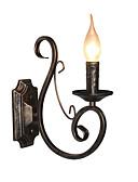 voordelige Bruidsmeisjesjurken-Rustiek / landelijk Wandlampen Metaal Muur licht 110-120V / 220-240V 45W
