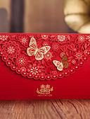 povoljno Vjenčanice-Zamotajte & Pocket Vjenčanje Pozivnice Others Vjenčanje izbornik Program za Fan Omotnica naljepnica Kuverta Rezervirajte datum Setovi