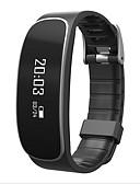 preiswerte Smart Aktivität, Clips & Armbänder-Smart-Armband iOS Android Zeitschaltuhr Touchscreen Herzschlagmonitor Wasserdicht Verbrannte Kalorien Schrittzähler Gesundheit Distanz
