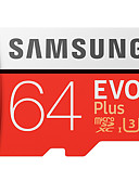 זול מכנסיים ושורטים לגברים-SAMSUNG 64GB כרטיס SD כרטיס TF מיקרו כרטיס זיכרון UHS-I U3