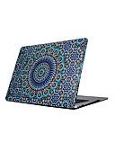 halpa MacBook tarvikkeet-MacBook Kotelo Öljymaalaus / Kukka PVC varten MacBook Pro 13-tuumainen / MacBook Air 11-tuumainen / MacBook Pro 13-tuumainen Retina-näytöllä
