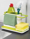 preiswerte Maxi-Kleider-1pc Netze & Halter Plastik Leichte Bedienung Küchenorganisation