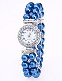 baratos Relógios da Moda-Mulheres Bracele Relógio Chinês Relógio Casual Banda Elegante Branco / Vermelho / Rosa / Um ano / Jinli 377