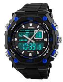 preiswerte Exotische Uniformen-Smartwatch YYSKMEI1092 für Langes Standby / Wasserdicht / Multifunktion / Sport Stoppuhr / Wecker / Chronograph / Kalender / Duale Zeitzonen