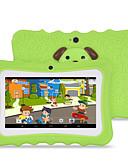 cheap Men's Shirts-M711 7 inch Android 4.4.2 Quad Core 1024*600 TFT Screen 512M/8G 2500mah Kid Tablet Green