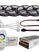 baratos Camisolas e Pijamas Femininos-KWB 20m 1200 LEDs 5050 SMD RGB 100-240 V