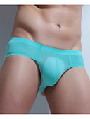 cheap Men's Exotic Underwear-Men's Sexy Ultra Sexy Panties Solid Colored Low Waist