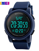 cheap Dress Watches-Men's Sport Watch Smartwatch Wrist Watch Digital 30 m Water Resistant / Water Proof Calendar / date / day Chronograph Silicone Band Digital Charm Fashion Dress Watch Multi-Colored - Black Green Blue