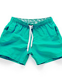 cheap Men's Underwear & Socks-Men's Active Shorts Relaxed Pants - Solid Colored