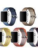 halpa Smartwatch-nauhat-Watch Band varten Apple Watch Series 4/3/2/1 Apple Perinteinen solki Nylon Rannehihna