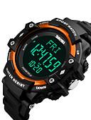 baratos Relógio Esportivo-Relógio inteligente YYSKMEI1180 para Android iOS Bluetooth Esportivo Impermeável Monitor de Batimento Cardíaco Calorias Queimadas Suspensão Longa Temporizador Cronómetro Aviso de Chamada Monitor de