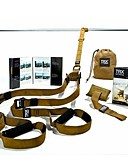 cheap Women's Tops-Suspension Trainer Basic Kit With Nylon Multifunction, Durable Strength Training, Resistance Training, Build Muscle, Tone & Tighten For Exercise & Fitness / Gym / Workout Unisex Outdoor / Home
