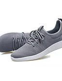 cheap Men's Tees & Tank Tops-Men's Tulle Spring / Fall Comfort Athletic Shoes Running Shoes Black / Dark Blue / Gray