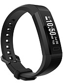 cheap Smartwatches-Smart Bracelet Smartwatch YY Y11 for iOS / Android / IPhone Heart Rate Monitor / Calories Burned / Long Standby / Touch Screen / Water Resistant / Water Proof Pulse Tracker / Timer / Pedometer / Call