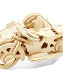 preiswerte Herren Unterwäsche & Socken-3D - Puzzle Holzpuzzle Metallpuzzle Holzmodelle Modellbausätze Moto Heimwerken Holz Naturholz Klassisch Kinder Erwachsene Unisex Geschenk