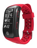cheap Quartz Watches-Smart Bracelet Smartwatch YYS908 for iOS / Android Heart Rate Monitor / Calories Burned / GPS / Long Standby / Hands-Free Calls Activity Tracker / Sleep Tracker / Sedentary Reminder / Find My Device
