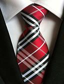 cheap Men's Accessories-Men's Neckwear / Stripes Necktie - Striped
