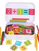זול מכנסיים לנשים-סודוקו צעצועי מתמטיקה צעצוע חינוכי ידידותי לסביבה עץ יוניסקס בגדי ריקוד ילדים מתנות