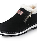 cheap Men's Sweaters & Cardigans-Men's Snow Boots Faux Leather Fall / Winter Boots Booties / Ankle Boots Black / Yellow