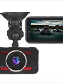 זול חולצות לגברים-Y80 1080p HD רכב DVR 170 מעלות זווית רחבה 3 אִינְטשׁ דש קאם עם G-Sensor / מצב חנייה / Motion Detection No רכב מקליט / הקלטה בלופ / אוטומטי / כיבוי / מיקרופון מובנה / רמקול מובנה / תַצלוּם