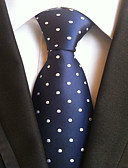cheap Men's Ties & Bow Ties-Men's Work / Basic Necktie - Dots