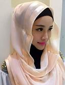 preiswerte Gürtel-Damen Grundlegend Hidschab Solide