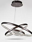 זול טישרטים לגופיות לגברים-אומנותי בהשראת הטבע LED שיק ומודרני מסורתי / קלסי קאנטרי מודרני / עכשווי נורה כלולה מתכוונן מנורות תלויות Ambient Light עבור סלון חדר