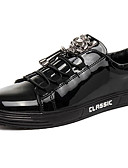 cheap Men's Ties & Bow Ties-Men's Patent Leather Fall / Winter Comfort Sneakers Black / Party & Evening