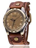 abordables Relojes de Vestir-Hombre Reloj Pulsera Chino Reloj Casual Piel Banda Vintage / Casual / Moda Negro / Blanco / Azul / SSUO LR626
