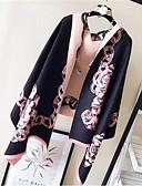 cheap Fashion Scarves-Women's Imitation Cashmere Rectangle - Jacquard