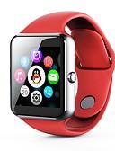 olcso Okosórák-Intelligens Watch YYQ7S PLUS mert Android iOS Bluetooth 2G Sportok Vízálló Érintőképernyő Elégetett kalória Hosszú készenléti idő Dugók & Töltők Lépésszámláló Testmozgásfigyelő Alvás nyomkövető