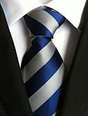 cheap Men's Ties & Bow Ties-Men's Work / Basic Necktie - Striped